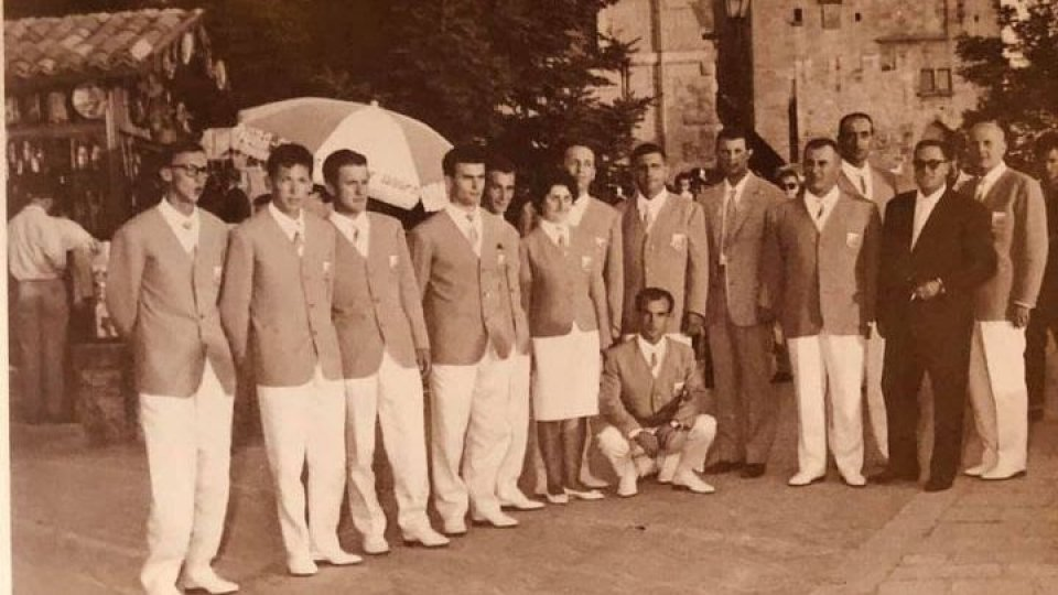 60 anni dalla prima volta alle Olimpiadi per la Repubblica di San Marino