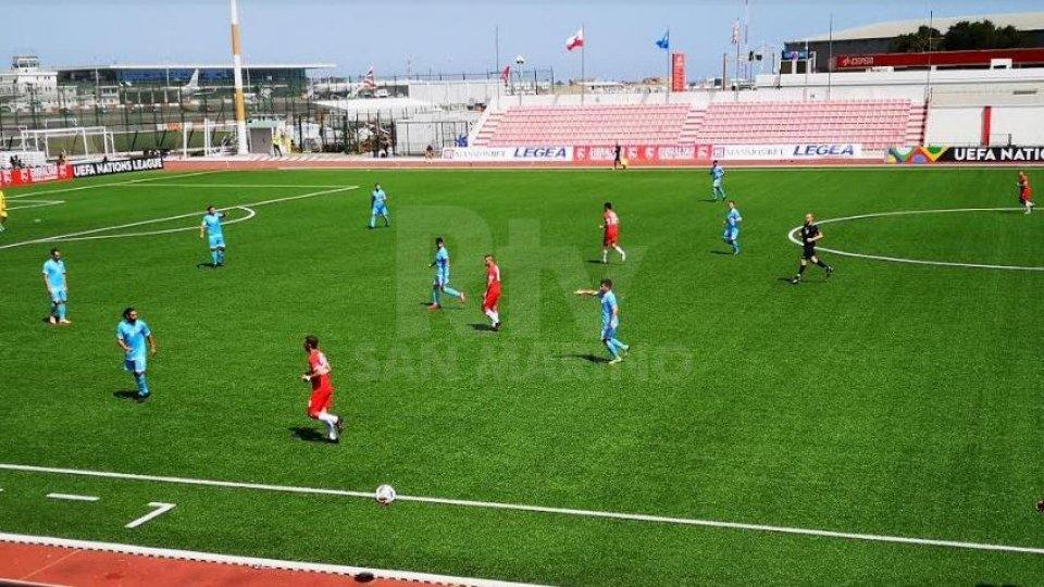 Gibilterra-San Marino 1-0