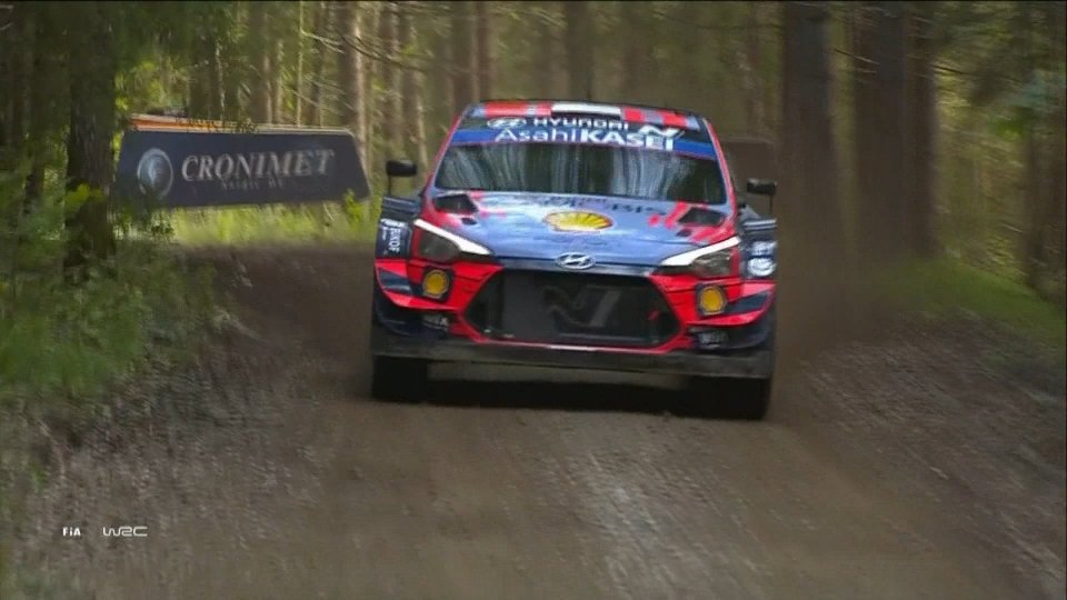 """Rally di Estonia: Tanak vince """"in casa"""""""
