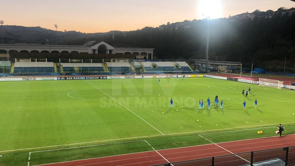 San Marino - Grecia 0-1