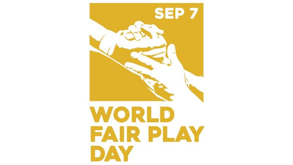 7 settembre, giornata mondiale del Fair Play