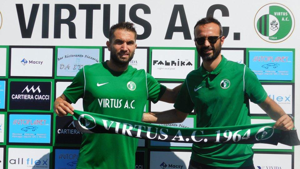 Virtus: arriva Aron Giacomoni