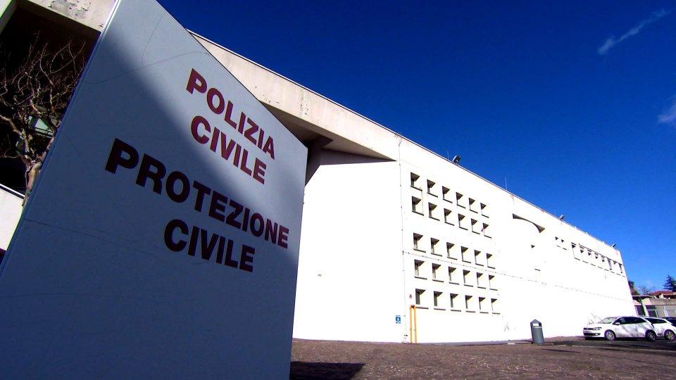 Polizia Civile: rinvenuto borsellino con stupefacente