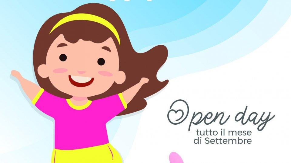 Femminile: ripartita l'attività giovanile; per tutto settembre sarà Open Day