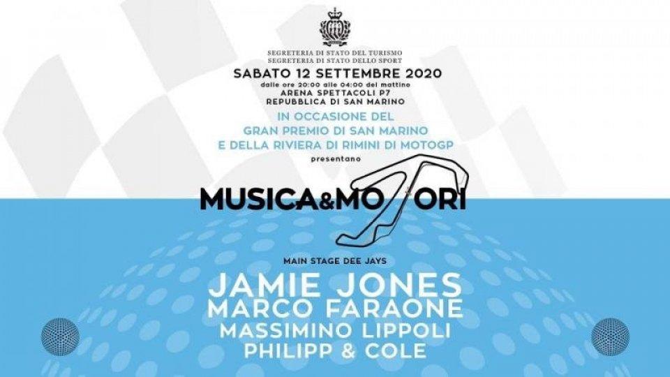 Ufficio Turismo, Musica e Motori: a San Marino un grande evento con dj internazionali per celebrare l'amore per le due ruote