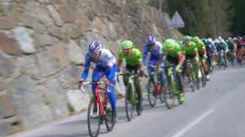 Tour delle AlpiTour delle Alpi: a Dennis la seconda tappa, Pinot in vetta