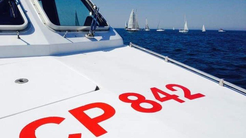 La liberazione di due tartarughe e gli altri interventi del week end della Capitaneria di Porto e della Guardia costiera