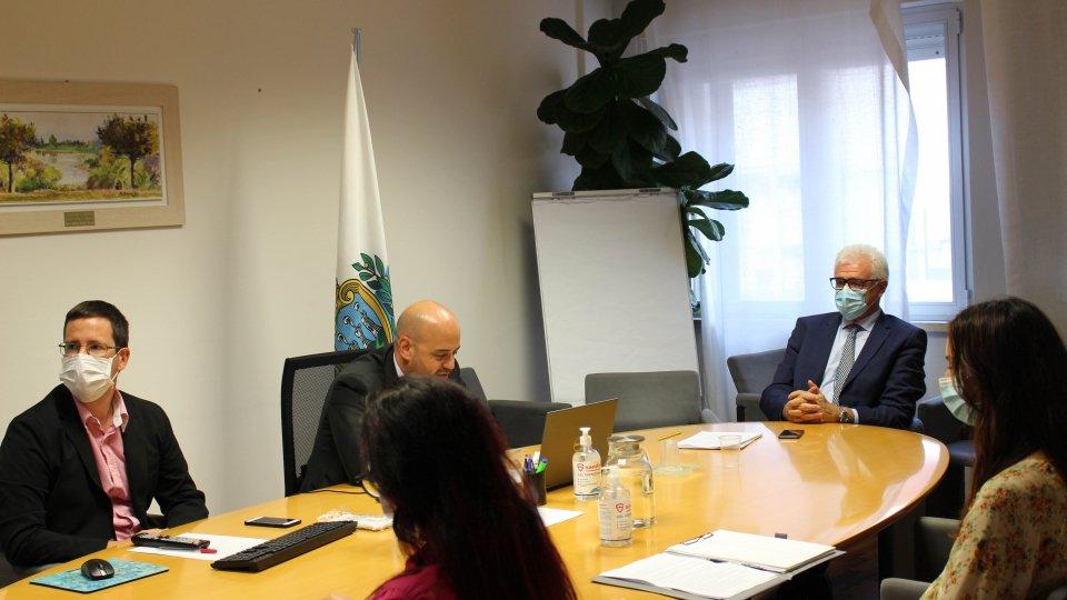 """Segreteria Sanità: """"Siamo pronti a guidare il nuovo Programma di lavoro europeo come leader degli Small Countries"""""""
