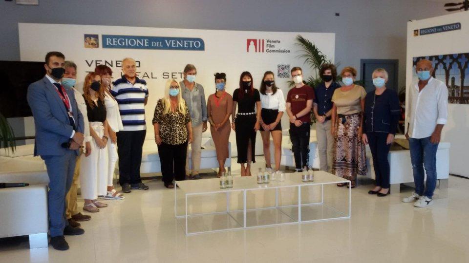 """""""Castello del Circo"""" alla 77 Mostra d'Arte Cinematografica di Venezia"""