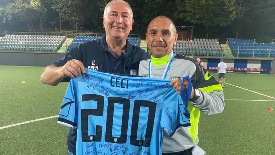 Fabrizio Selva e Stefano Ceci