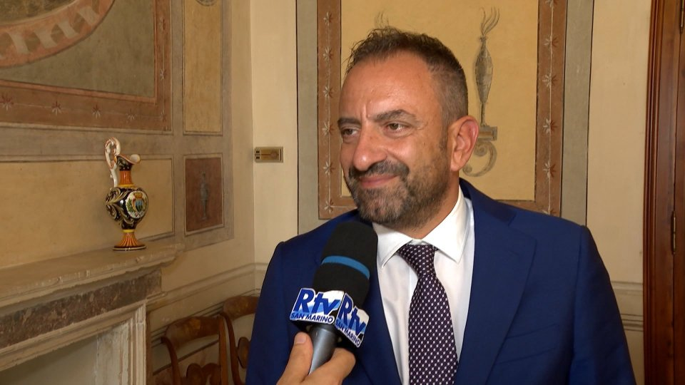 Nel servizio l'intervista al Segretario Luca Beccari