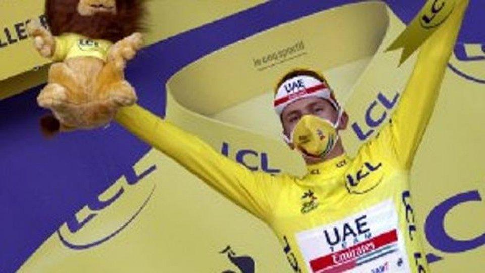 Pogacar vola a cronometro e si prende il Tour de France
