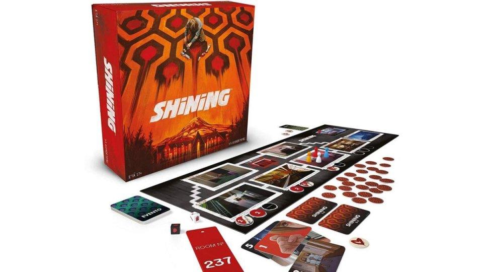 """""""Shining"""" diventa un gioco da tavolo"""