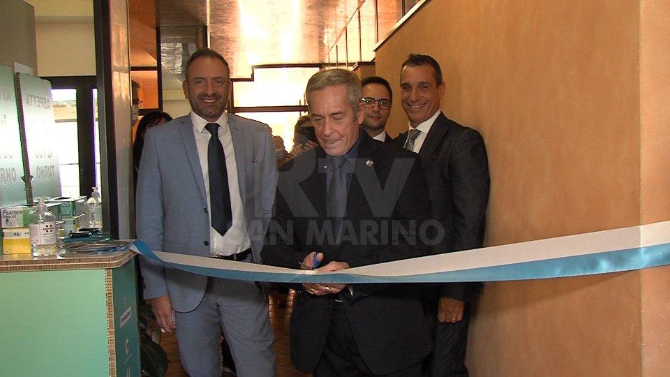 Fratellanza San Marino-America, inaugurata la nuova sede