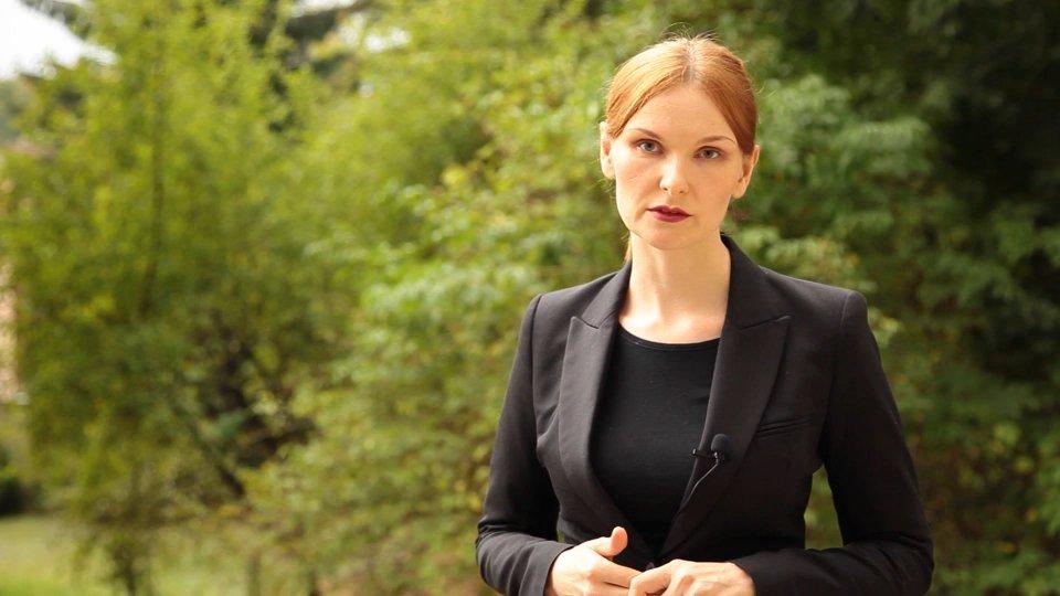 Dall'Ucraina, Victoria Polishchuk