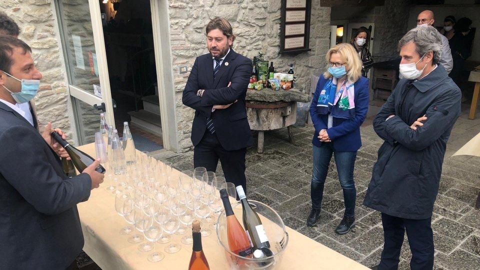 Giornata mondiale del turismo: un brindisi al mondo rurale e la visita al Museo della Civiltà contadina a Montecchio