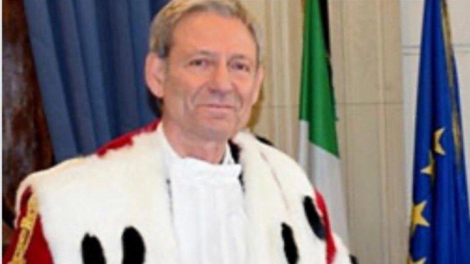 Giovanni Canzio è il nuovo Dirigente del Tribunale di San Marino