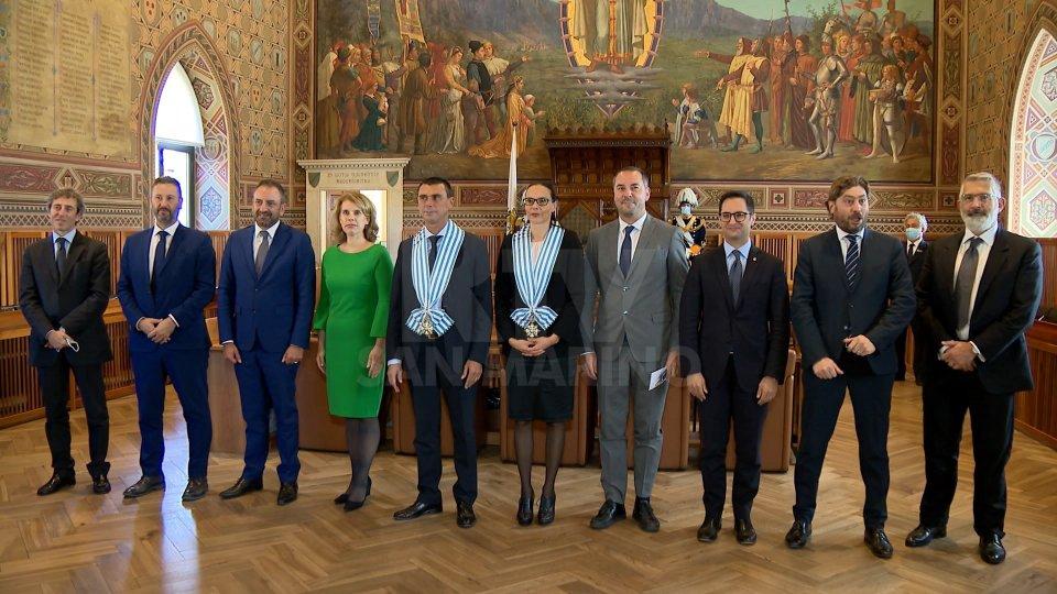 Si accredita il nuovo Ambasciatore dell'Unione Europea