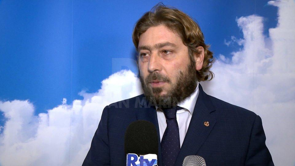 Il Segretario Federico Pedini Amati