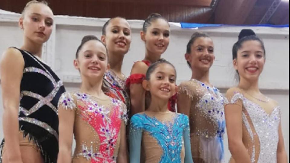 Ritorno in pedana per le atlete della Società Sportiva Ginnastica San Marino