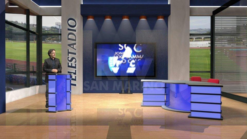 Tele Stadio: questa sera alle 20 puntata dedicata alla Coppa Titano