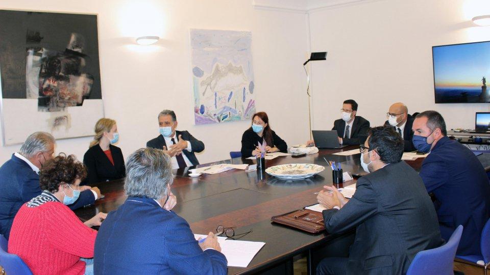 Segreteria Sanità e Segreteria Lavoro: A San Marino il Centro Studi e Ricerche internazionale dell'Assemblea Parlamentare del Mediterraneo
