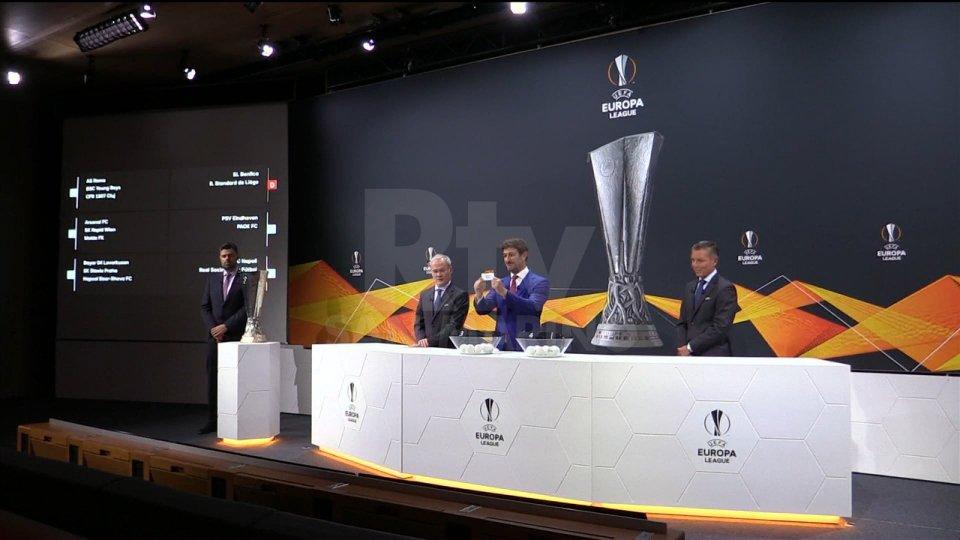 I sorteggi di Europa League