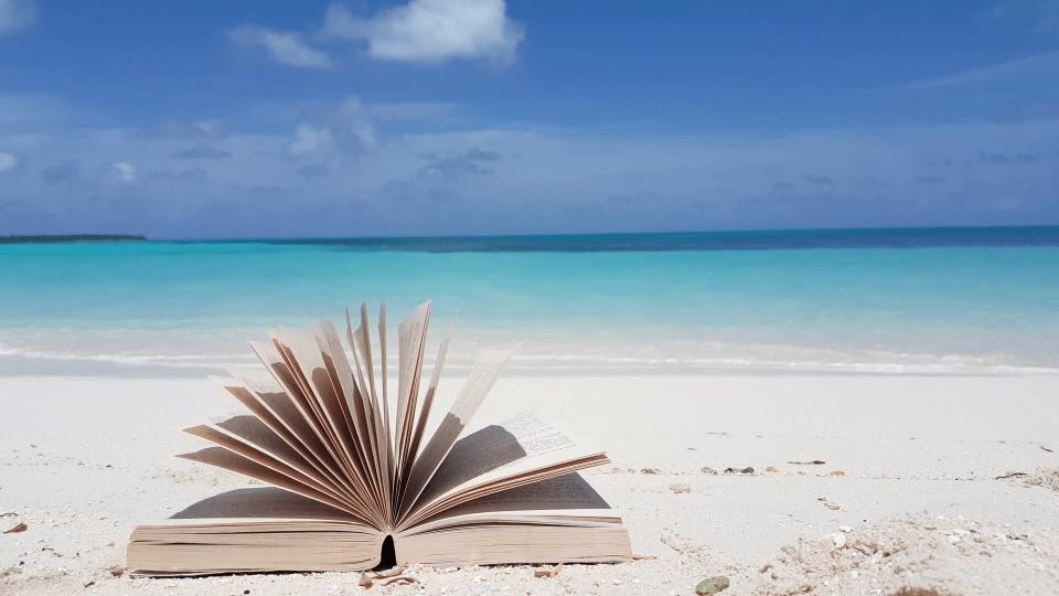 Alle Maldive serve un libraio