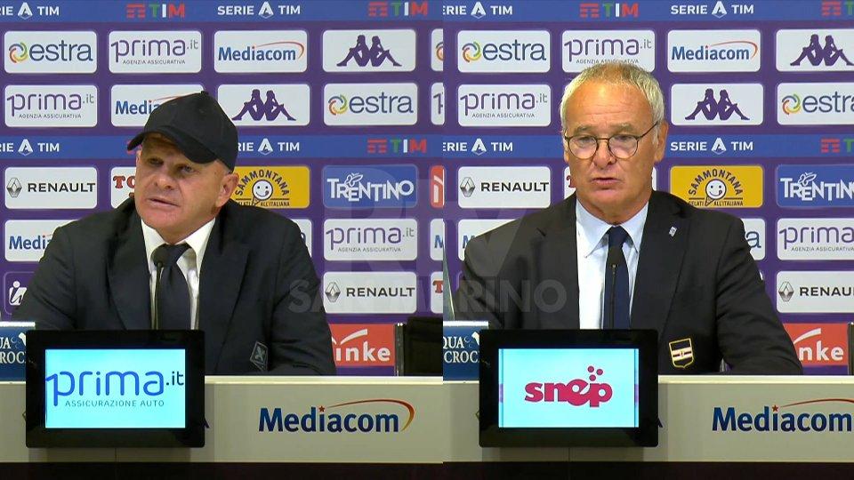 Dove vedere Fiorentina-Sampdoria: streaming e diretta tv Serie A