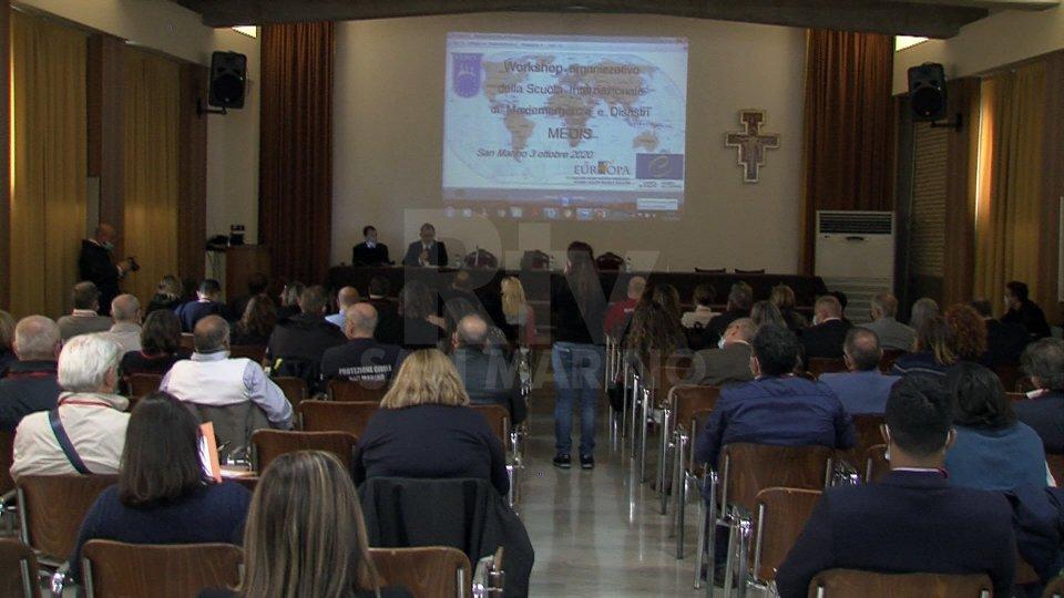 Medis: a San Marino la Scuola internazionale per affrontare le emergenze