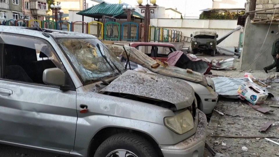 Nagorno-Karabakh: combattimenti senza sosta. Cadono nel vuoto gli appelli ad una tregua