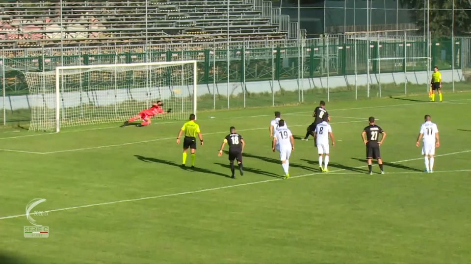 Fano - Padova 1-1