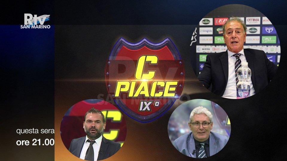 Il Presidente del Cesena, Patrignani,  a CPiace