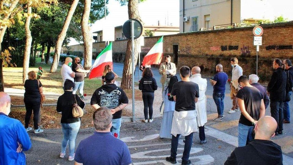 Rimini ha ricordato Norma Cossetto, vittima dei titini