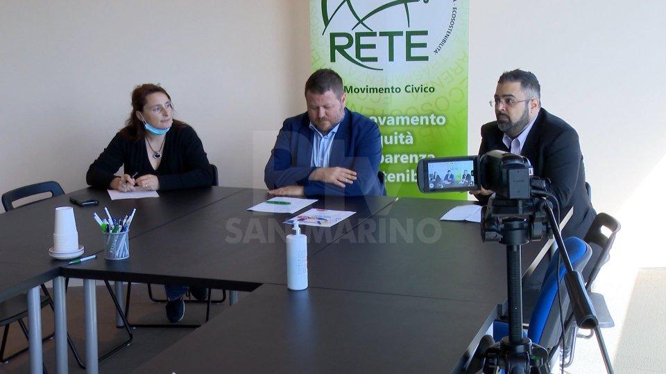 Conferenza stampa Rete