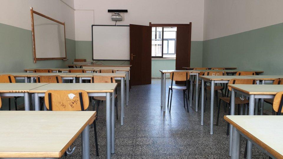 Una classe (dire.it)