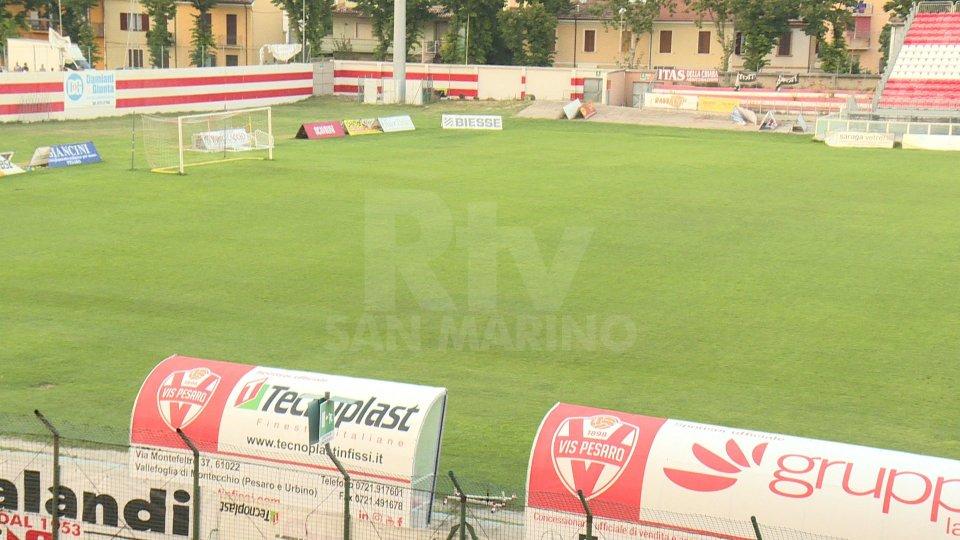 Posticipata a domani sera Ravenna - Vis Pesaro