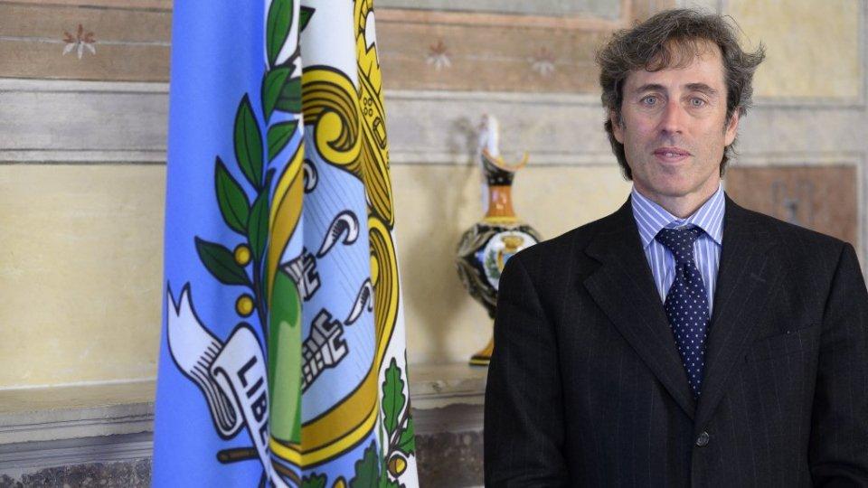 Il Segretario Andrea Belluzzi