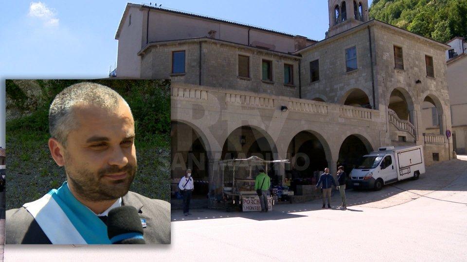 Nel servizio l'intervista a Federico Cavalli (Capitano di Castello di Borgo Maggiore)