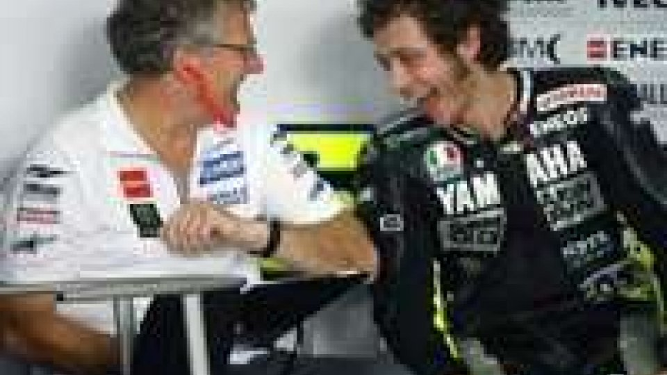 Moto GP: si rivede Valentino, ma il monopolio è spagnolo