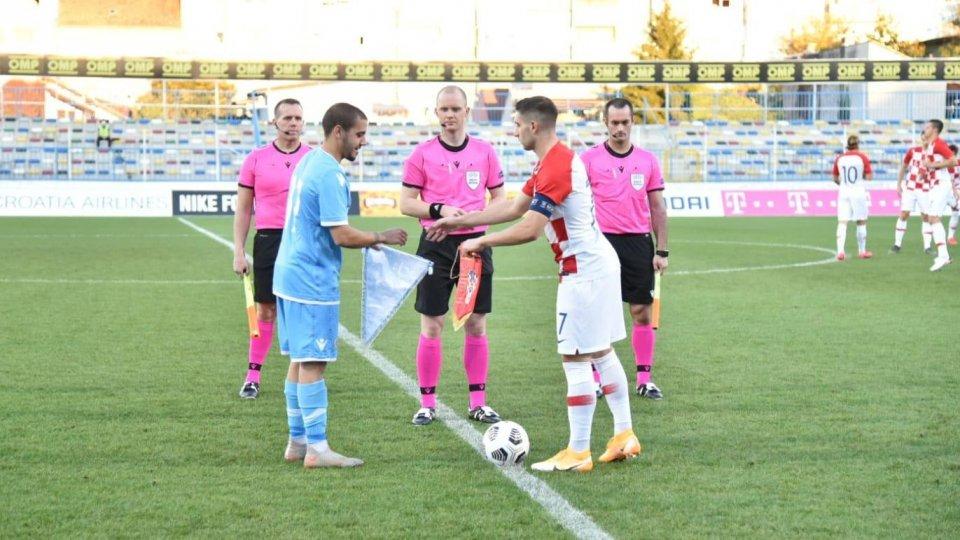 U21, Croazia-San Marino 10-0