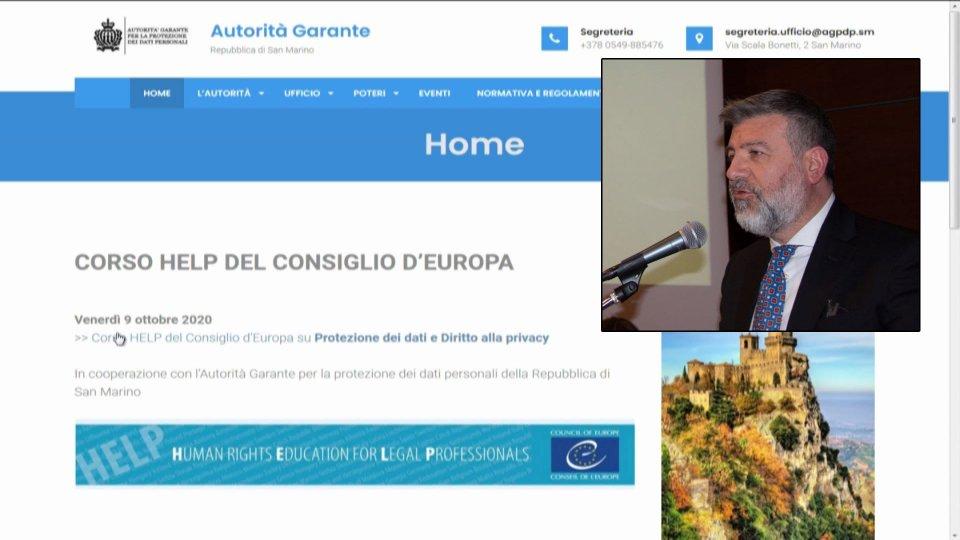 """""""Help"""" per i professionisti Rsm grazie a Consiglio d' Europa e Autorità Garante Protezione Dati"""