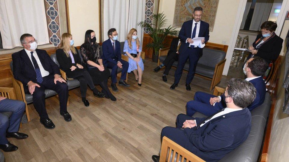Esteri: conclusa la visita nella Repubblica di San Marino del MONEYVAL