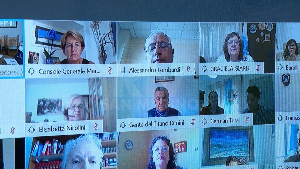 Cittadini Sammarinesi residenti all'Estero: già conclusa la Consulta, per il venir meno del numero legale