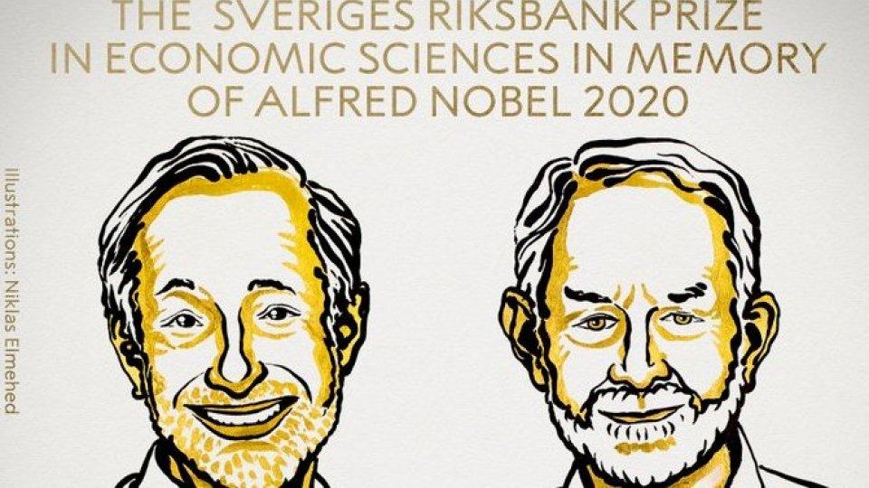 Nobel per l'economia a Milgrim e Wilson