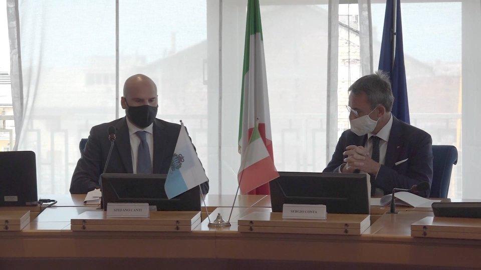 Sentiamo Sergio Costa e Stefano Canti