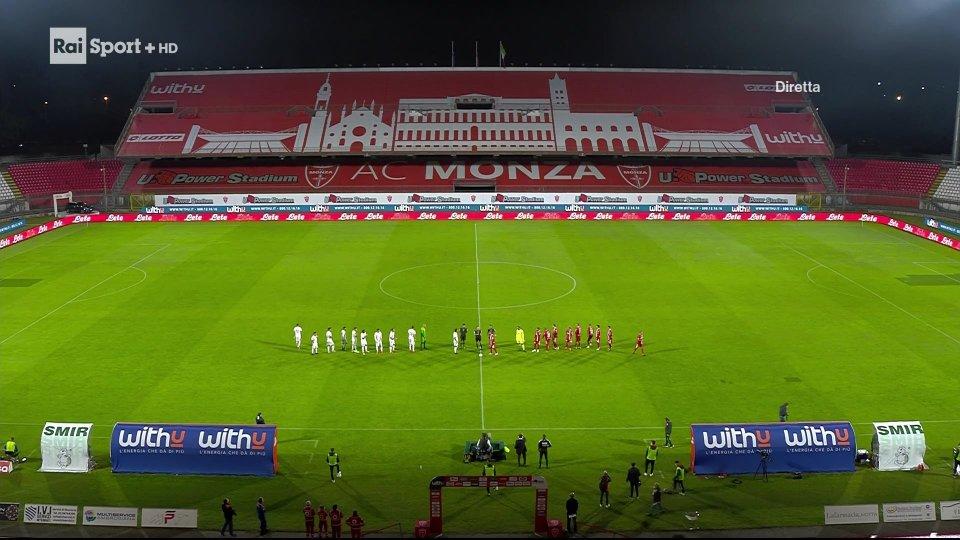 Serie B: rinviata Monza - Vicenza