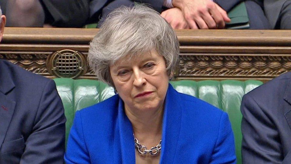 Annullata la visita di Theresa May a San Marino