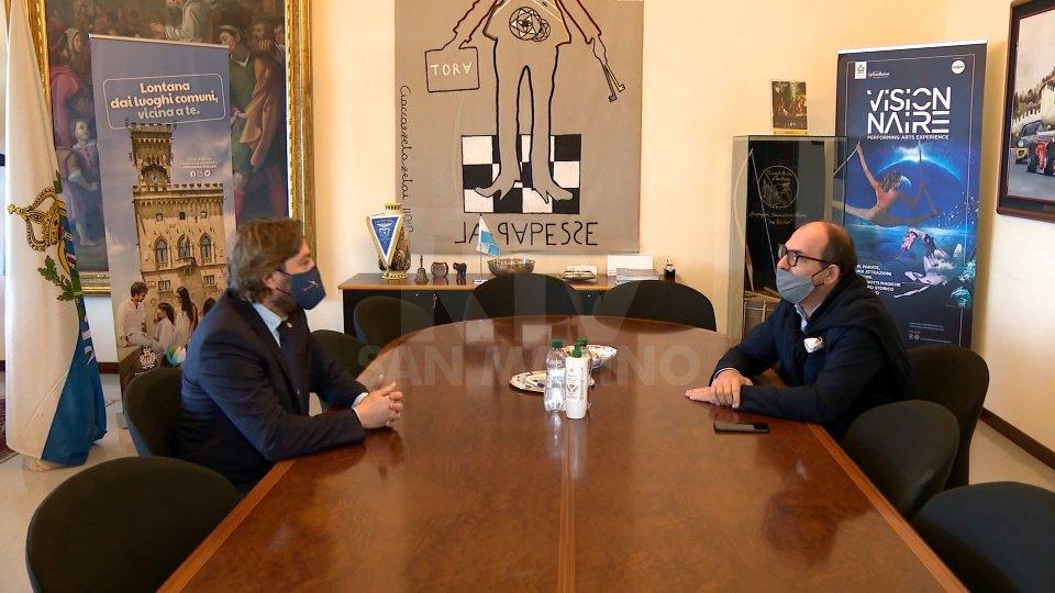 Sentiamo Federico Pedini Amati e Tito Pinton
