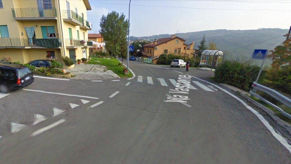 Giunta di Fiorentino: da oggi è attivo il senso unico in via Vascone e in via Zanone